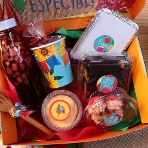 imagem festa junina na caixa