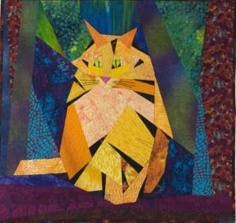 Big Yellow Cat