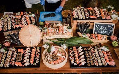 Tipos de Banquete para Bodas – By Priscilla Salazar