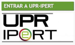 UPR IPERT Logo, click to access registration page