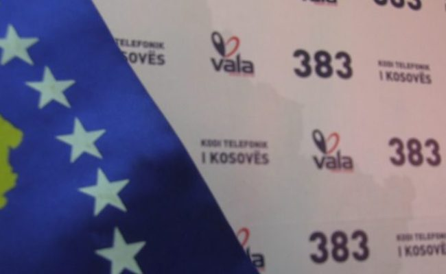 Kosovo Country Dialing Code Rolls Out Prishtina Insight