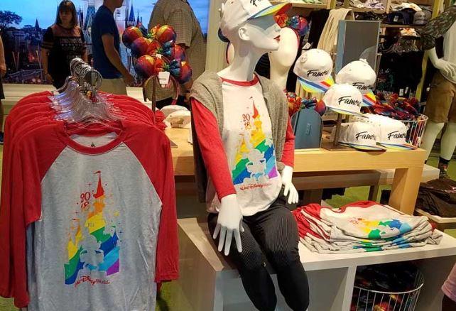 Tienda de ropa en Walt Disney World