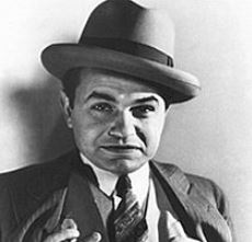 Edward G. Robinson, actor