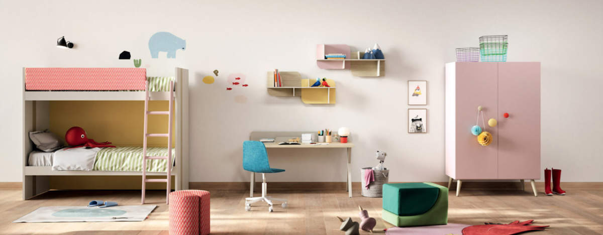 Prisma Interiors  Child room