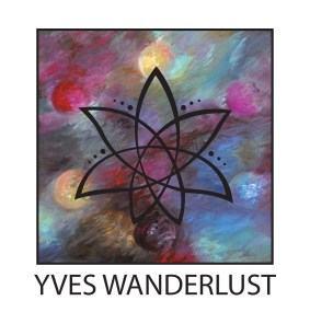 Yves Wanderlust Branding - acrylic painting & multimedia