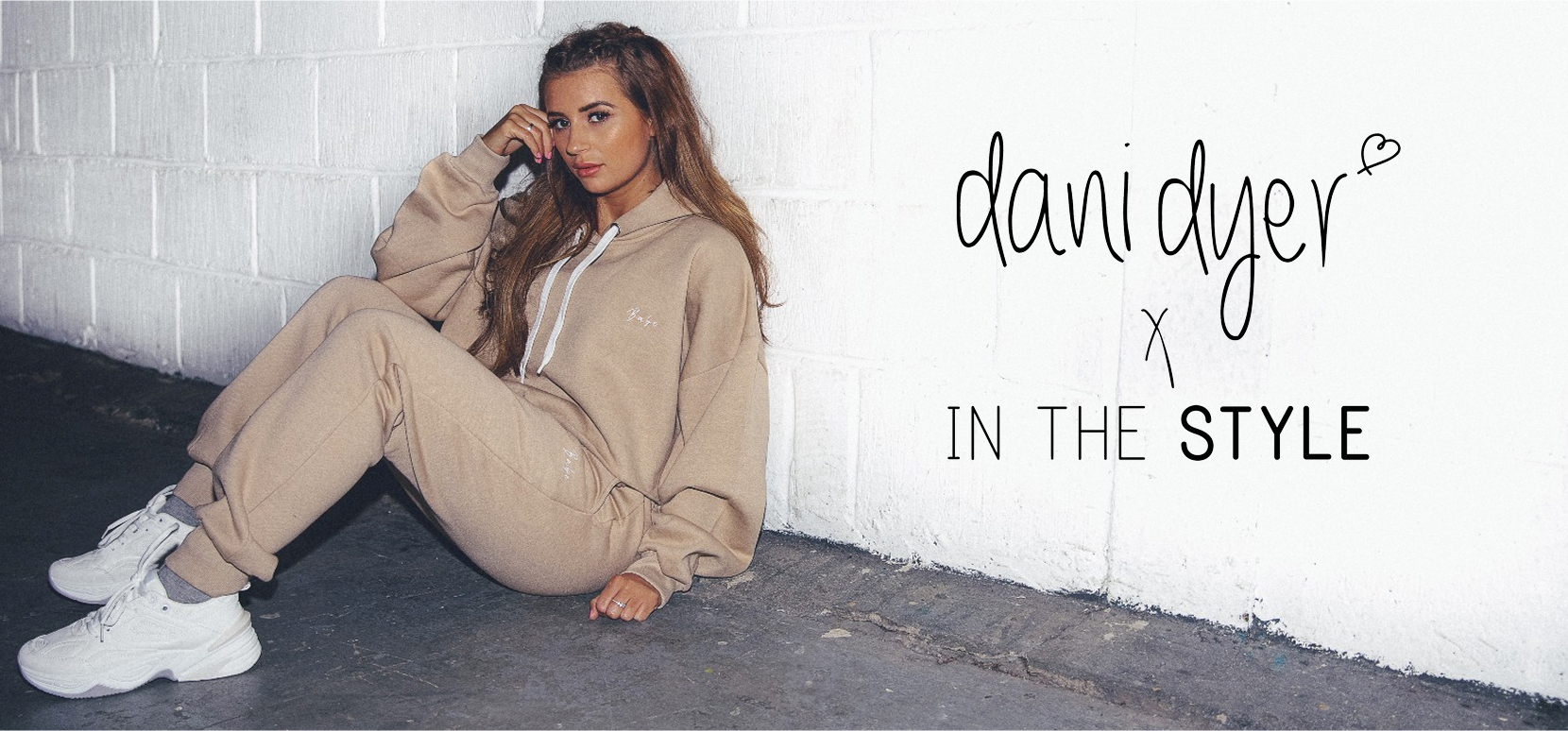 dani dyer collaboration clothing