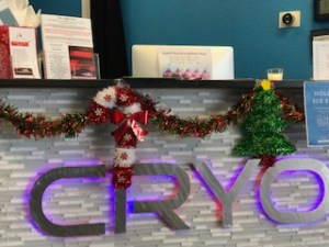 cryotherapy and light therapy