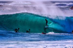 Surfing Performance Recovery