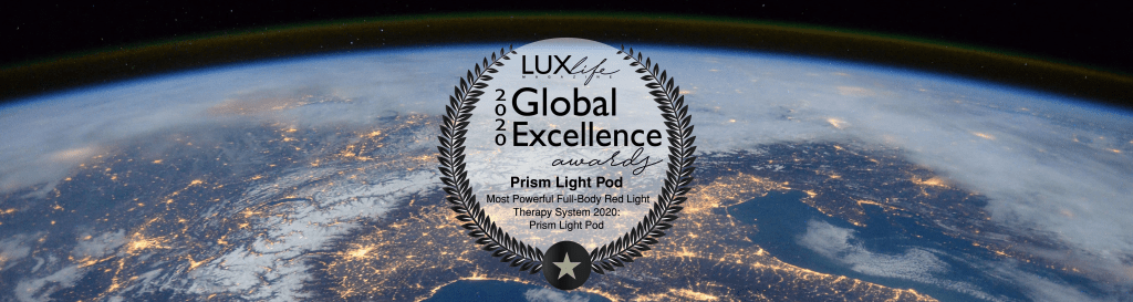 Global Excellence Lux Life Award Logo