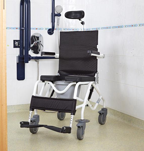 Mackworth M80 Tilt in Space Shower Chair  Prism Medical