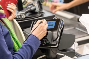 Electronic Signatures for payments