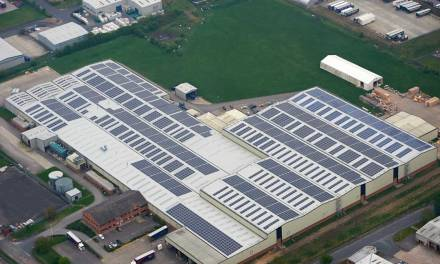 Kingspan Insulated Panels wins Manufacturer of the Year at BusinessGreen Leaders Awards