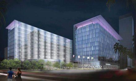 Construction begins on Long Beach Civic Center