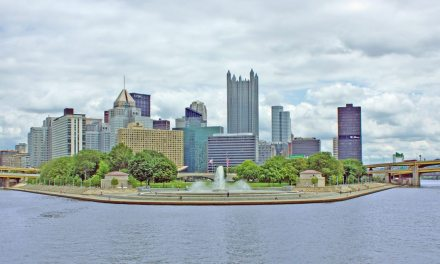 Point State Park commitment to energy conservation in Pittsburgh 2030 District