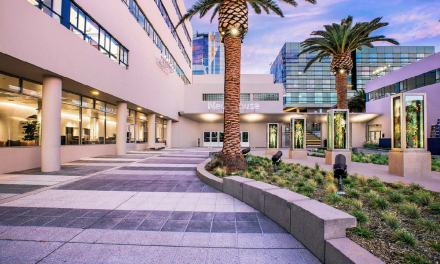 Kilroy Realty's Columbia Square office buildings earn two LEED Gold certifications