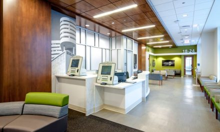 Adaptive Reuse Award presented to ERDMAN for innovative urban clinic project