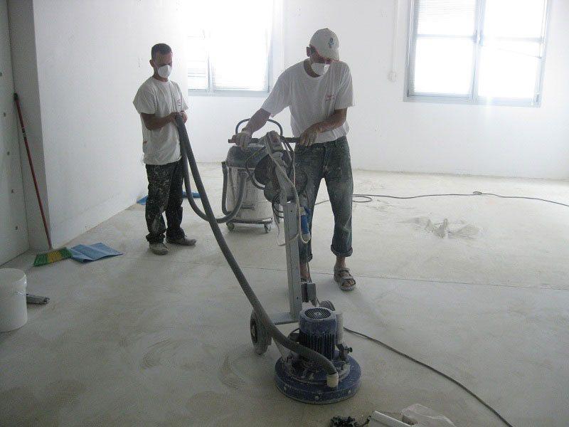 Three common beginner mistakes in resinous flooring