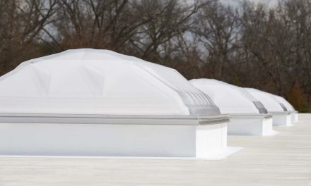 VELUX introduces Dynamic Dome commercial skylights