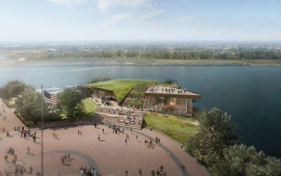 Phelps Construction Group begins construction of new Statue of Liberty Museum