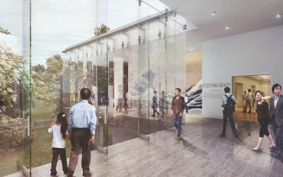 LMN Architects debut plans for Seattle's Asian Art Museum expansion and renovation