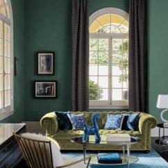 """Good Paint Colors For Living Room Entertainment Centre Pratt & Lambert Paints Names """"leafy Bower"""" The 2017 Color ..."""