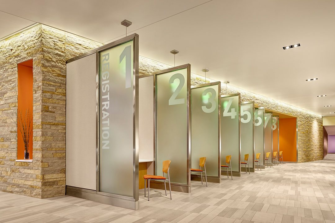 ProHealth Care Cancer Treatment Facility. Image © Craig Dugan Photography