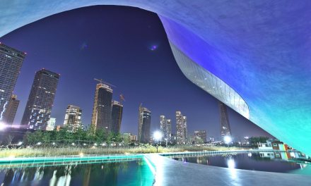Songdo International Business District featured at Greenbuild 2016 as exemplar of sustainable new city