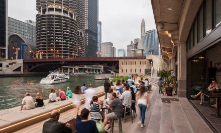 Sasaki and Ross Barney Architects complete Chicago Riverwalk