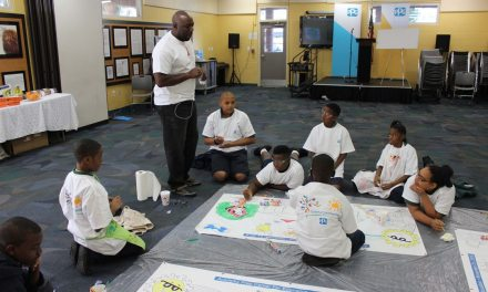 PPG completes COLORFUL COMMUNITIES project at Academy Prep Center