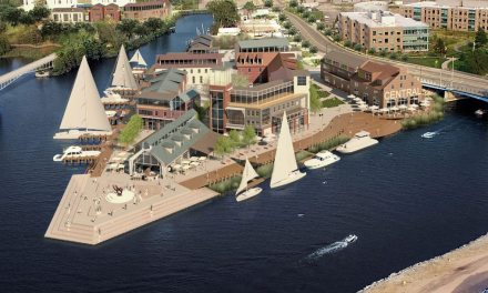 Harbor Shores centerpiece waterfront development