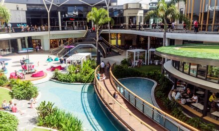 Retailers up their game with resort-style design