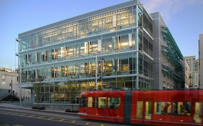 SOLARBAN 70XL glass by Vitro Architectural Glass (formerly PPG glass) celebrates 10 years of transforming, enabling sustainable design