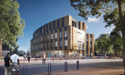 LMN Architects unveil design for University of Washington Computer Science & Engineering Building, Phase 2