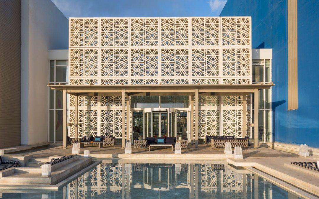 The Sofitel Tamuda Bay resort in Morocco