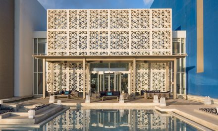 The Sofitel Tamuda Bay resort in Morocco
