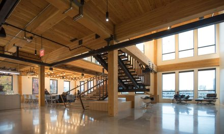 Ankrom Moisan Architects relocates founding Portland, Oregon office to 38 Davis in Old Town Chinatown