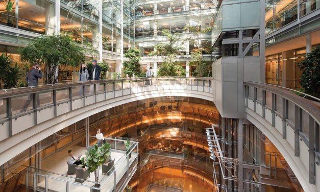 Le 1500 building earns LEED® certification