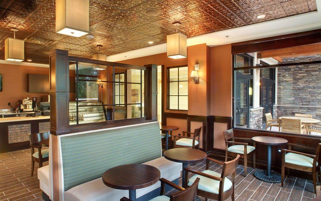 Incorporating Restaurant Design into Senior Living Spaces