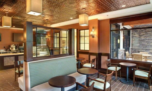 Incorporating Restaurant Design into Senior Living Spaces