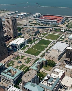 LMN Architects / Cleveland Civic Core. Photo: © Ed LaCasse