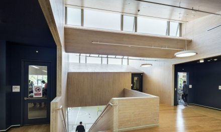 Wood offers cost-effective option for education facility construction