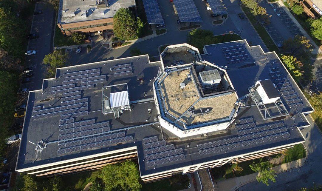 Standard Solar installs multi-building solar system