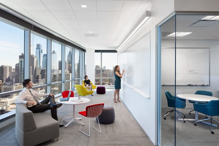 FMC Corporation's new headquarters awarded LEED Gold Certification