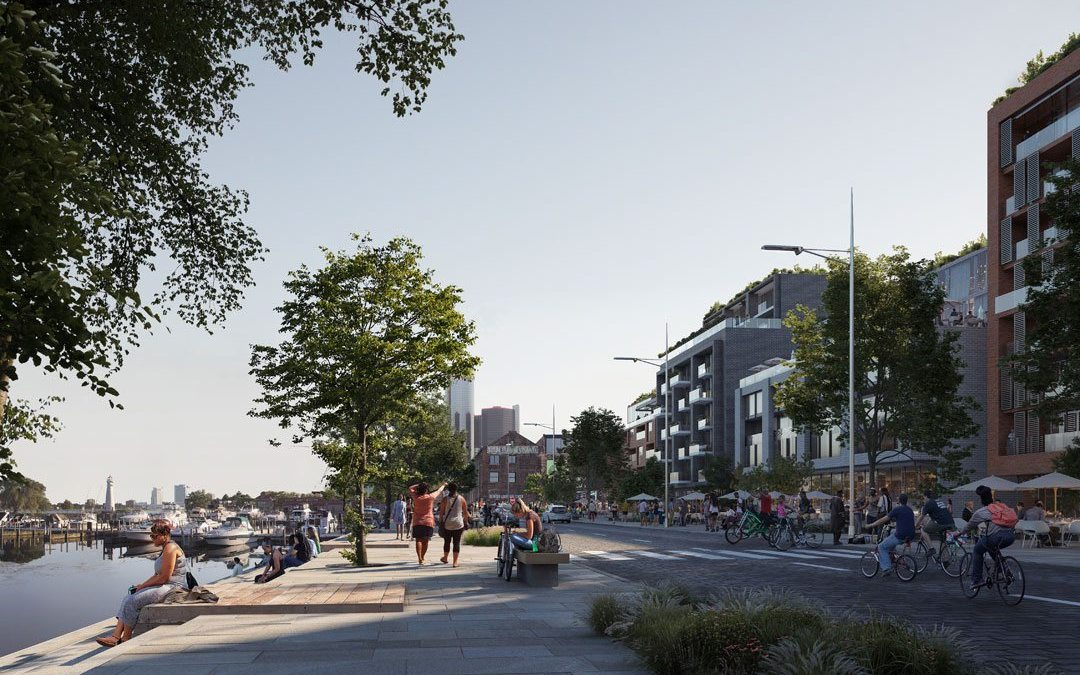 New plan to preserve and expand Detroit Riverfront access