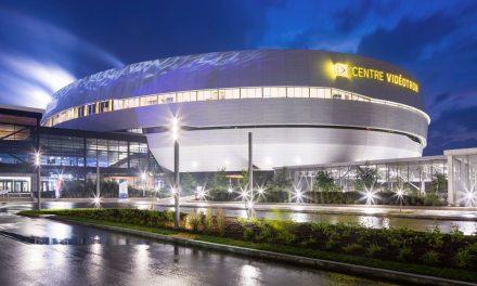 PPG DURANAR XL coatings add brilliance to new Centre Vidéotron