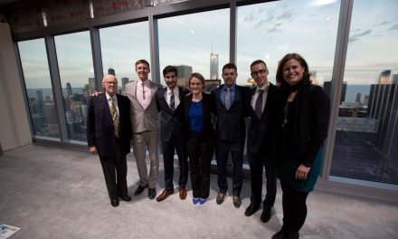 Team from University of Texas at Austin Wins 2017 ULI Hines Student Competition