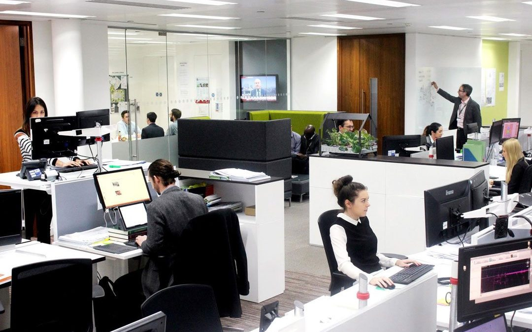 Integral Group leads the way with the first Fitwel Certified workplace in Europe