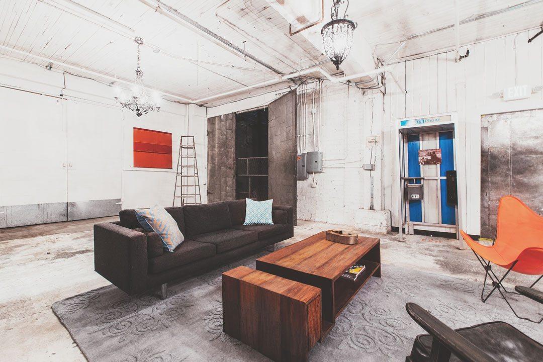 Cloud Studios, Seattle. Photo: Rafael Soldi