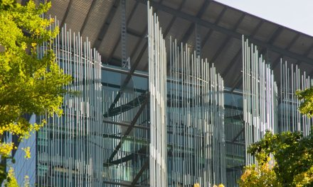 Award-winning federal building features creative application of DURANAR coatings
