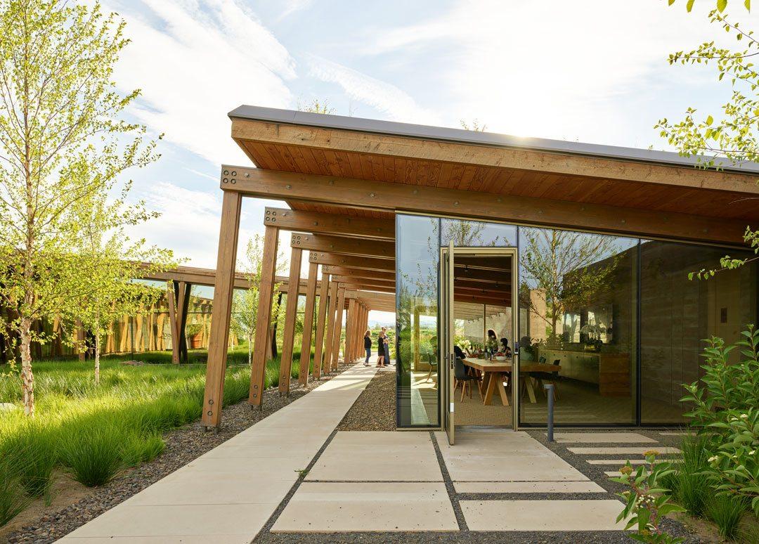 Washington Fruit & Produce Co. Headquarters, Yakima, Wash. Credit: Kevin Scott